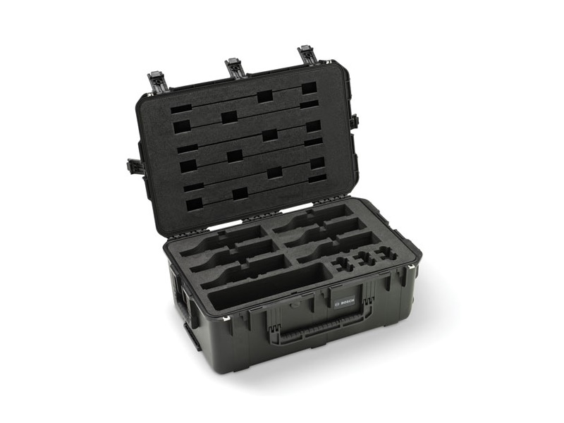 Bosch DCNM-FCMMD Flight Case for 6 Multimedia Devices
