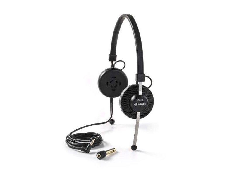 Bosch HDP-HQ High-Quality Dynamic Headphones