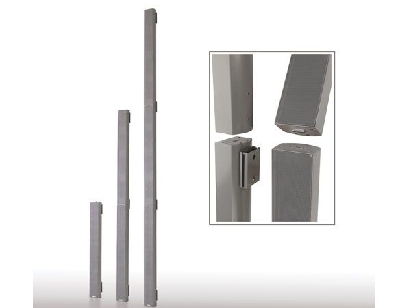 Bosch LA3-VARI-BH Vari-Directional Array Base Unit with Coaxial Drivers for Improved High Frequency Response