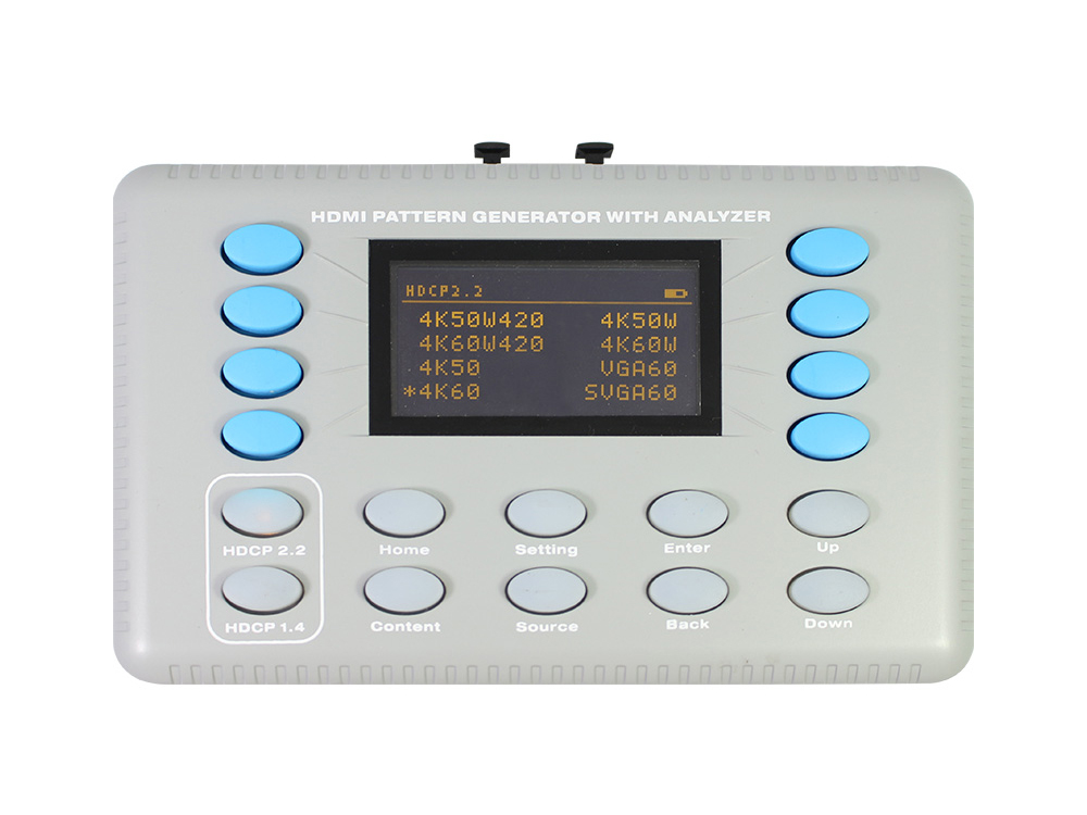 BZBGEAR BG-AVTPG-A HDMI 2.0 Test Generator-Analyzer with Audio