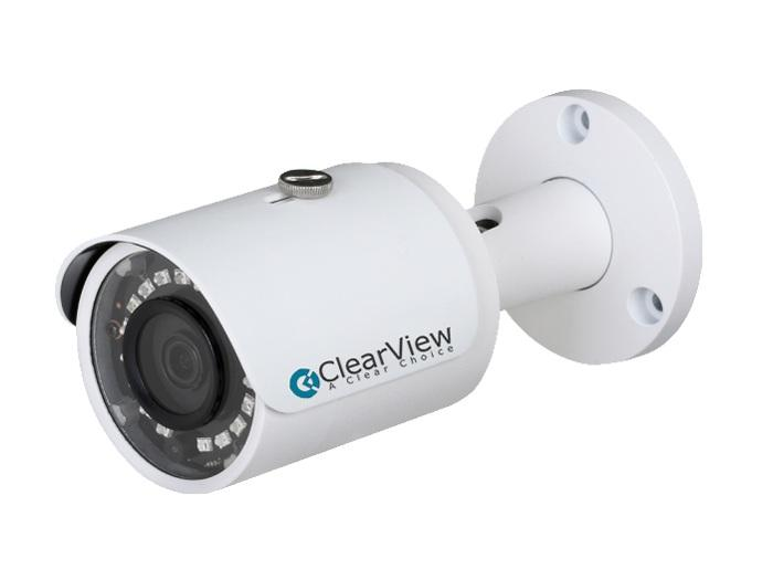 ClearView HD4-B100 4 Megapixel Bullet 2.8 mm 100ft Night Vision Smart IR WDR