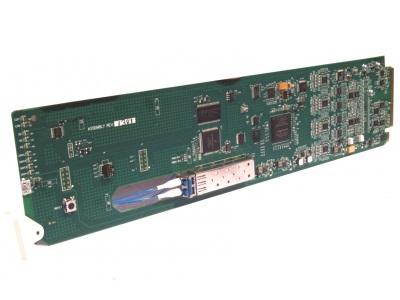 Cobalt Digital 9433-EMDE-ADDA-OE SDI Fiber-Optic OE Extender (Receiver) AES/Audio