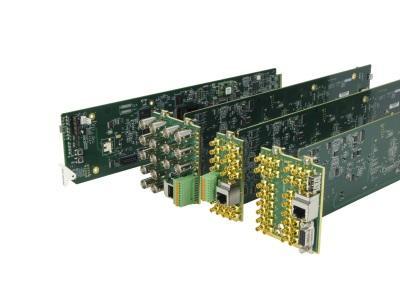 Cobalt Digital 9941-12x4-RTR-12G 12G/3G/HD/SD-SDI/ASI/MADI 12x4 Router