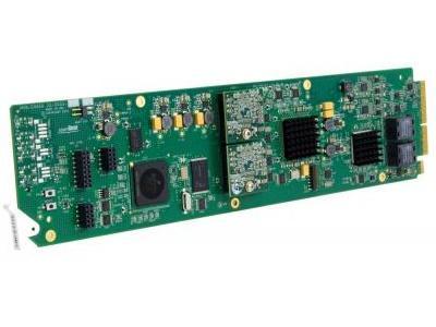 Cobalt Digital 9990-ENC-H264-IP HD/SD-SDI/CVBS (1-Ch) H 264 Encoder w  Streaming IP Output/Multicast/HLS and RTMP