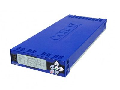 Cobalt Digital BBG-1002-UDX-C 3G/HD/SD-SDI Up/Down/Cross Converter/Frame Sync/Audio Embedder/De-Embedder