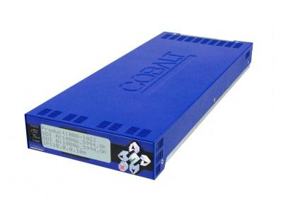 Cobalt Digital BBG-1022-2FS-D-DIN 3G/HD/SD-SDI Dual-Channel Frame Sync w Audio/Video/AES/CVBS I/O/Coax Connectors DIN 1.0/2.3