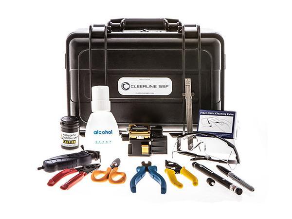 Covid CLR-SSF-FKIT03P Cleerline Fiber Professional Termination Kit
