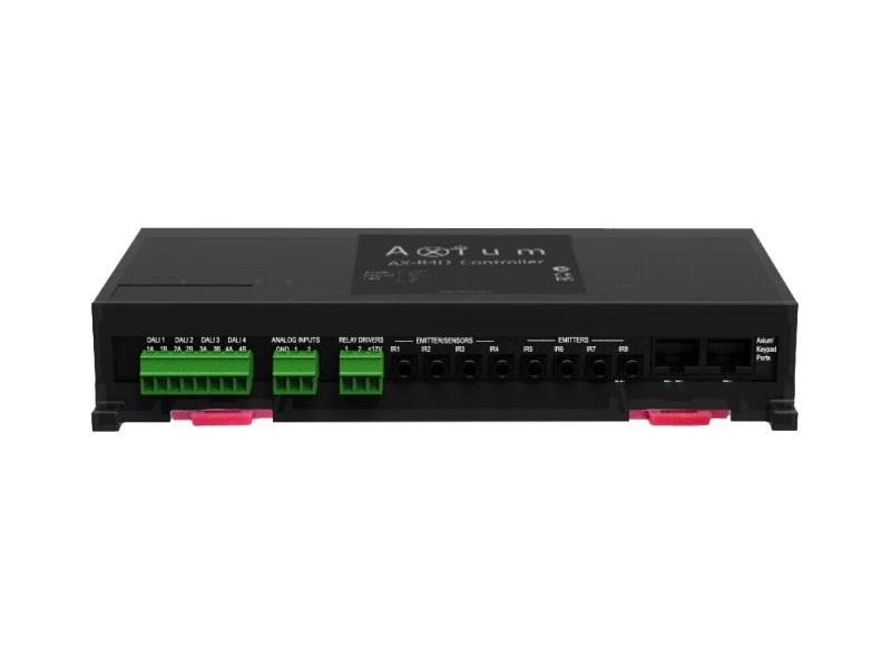 Current Audio AX-R4D 2-way Controller/Router with 4x DALI controller/RS232/Ethernet/IR