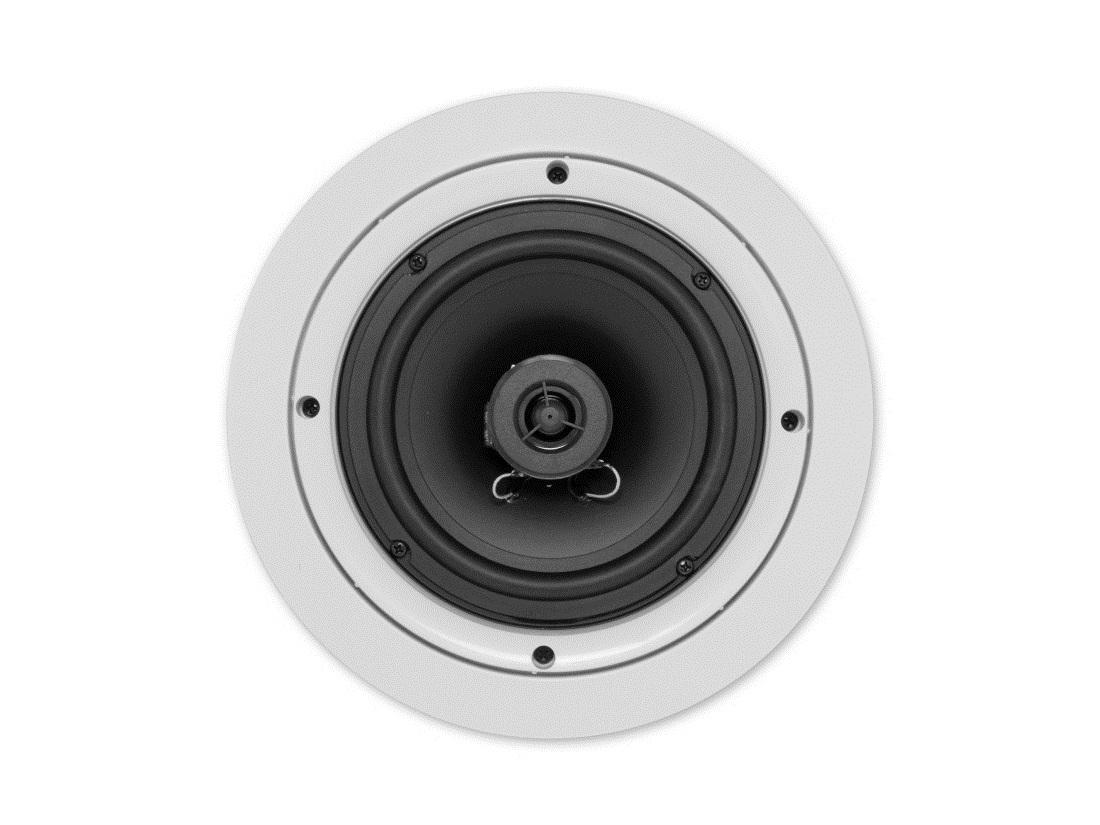 Current Audio BCS65 6 5 inch 2-Way In-Ceiling Coaxial Infinite Baffle  Loudspeaker/58Hz-19 5kHz/Pair