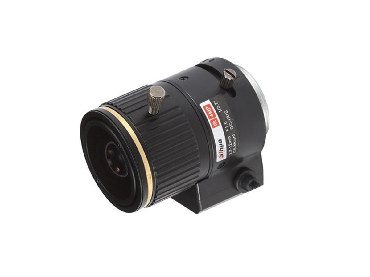 DAHUA DH-PLZ1040-D 4MP 2.7-12mm Lens