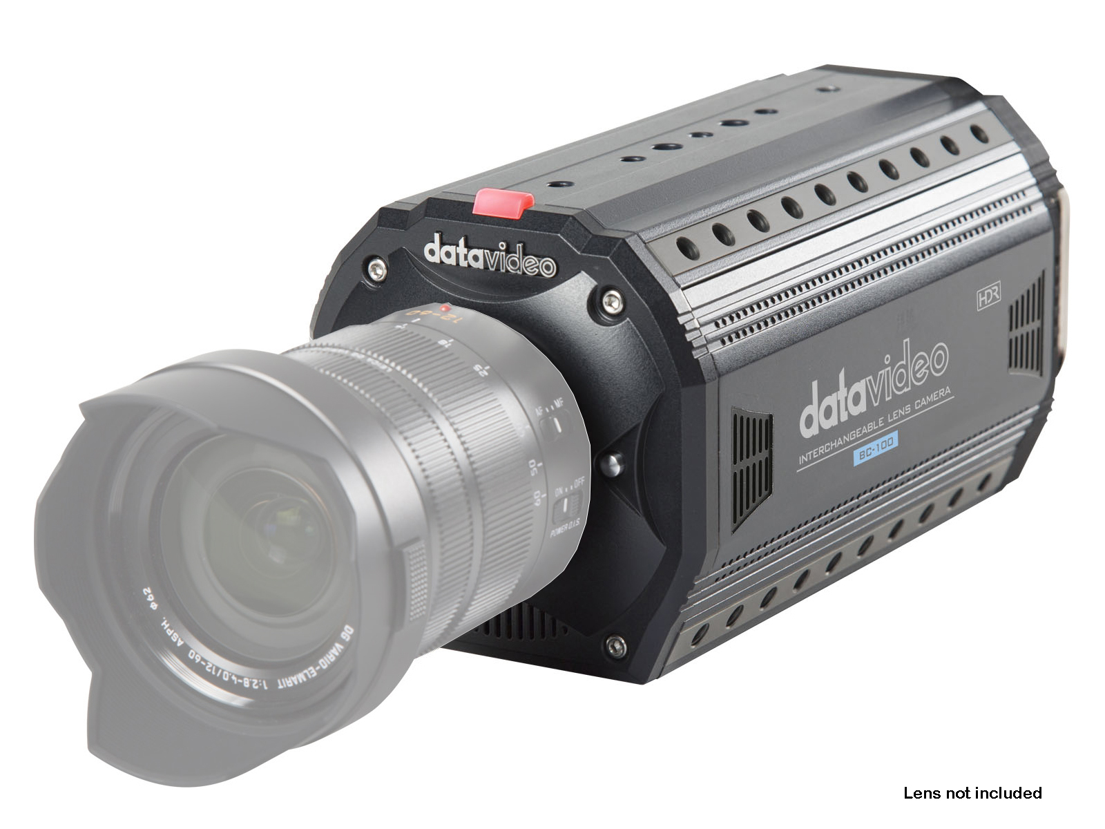 Datavideo BC-100 12-bit 1080p interchangeable lens Camera (Lens not included)