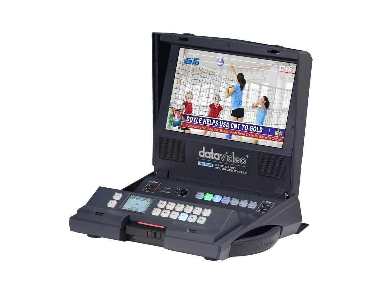 Datavideo HRS-30 HD/SD Hand Carry Recorder System