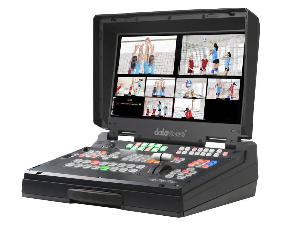 Datavideo HS-2200 HD/SD 6-Channel Portable Video Studio