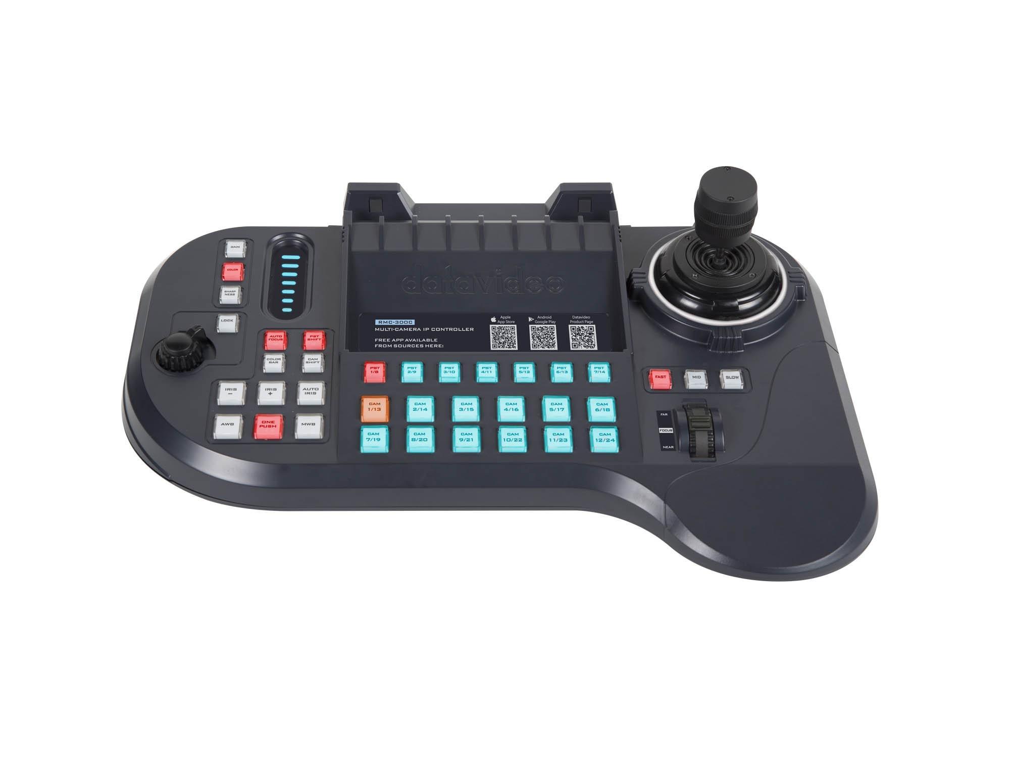 Datavideo RMC-300C Multi-Camera IP Controller