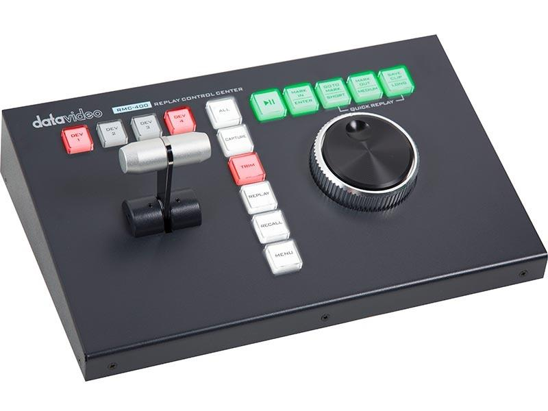 Datavideo RMC-400 Replay Controller for HDR-10 Unit