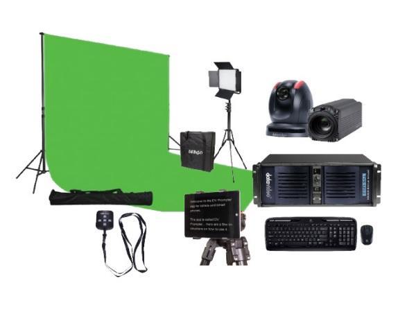Datavideo TVS-2000A EDU Kit School Morning Announcement Kit