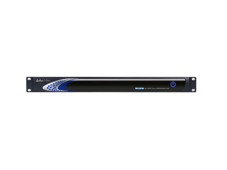 Datavideo TWP-10 4K 2x2 Video Wall Processor/1 HDMI input/4 HDMI outputs