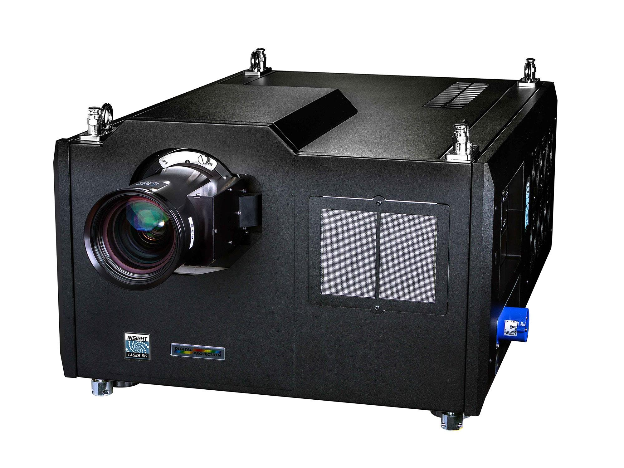 Digital Projection INSIGHT LASER 8K 8K Resolution Projector with 25000 Lumens of Laser Illumination for the Ultimate Experience in Visualization