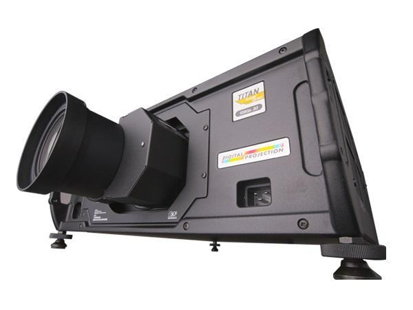 Digital Projection TITAN 1080p Quad 2000-3D Projector/20000 Lumens/2000x1/1080p