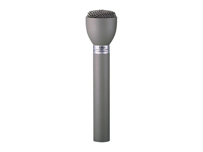Electro-Voice 635A Dynamic Omnidirectional Interview Microphone (Fawn Beige)/80Hz to 13kHz