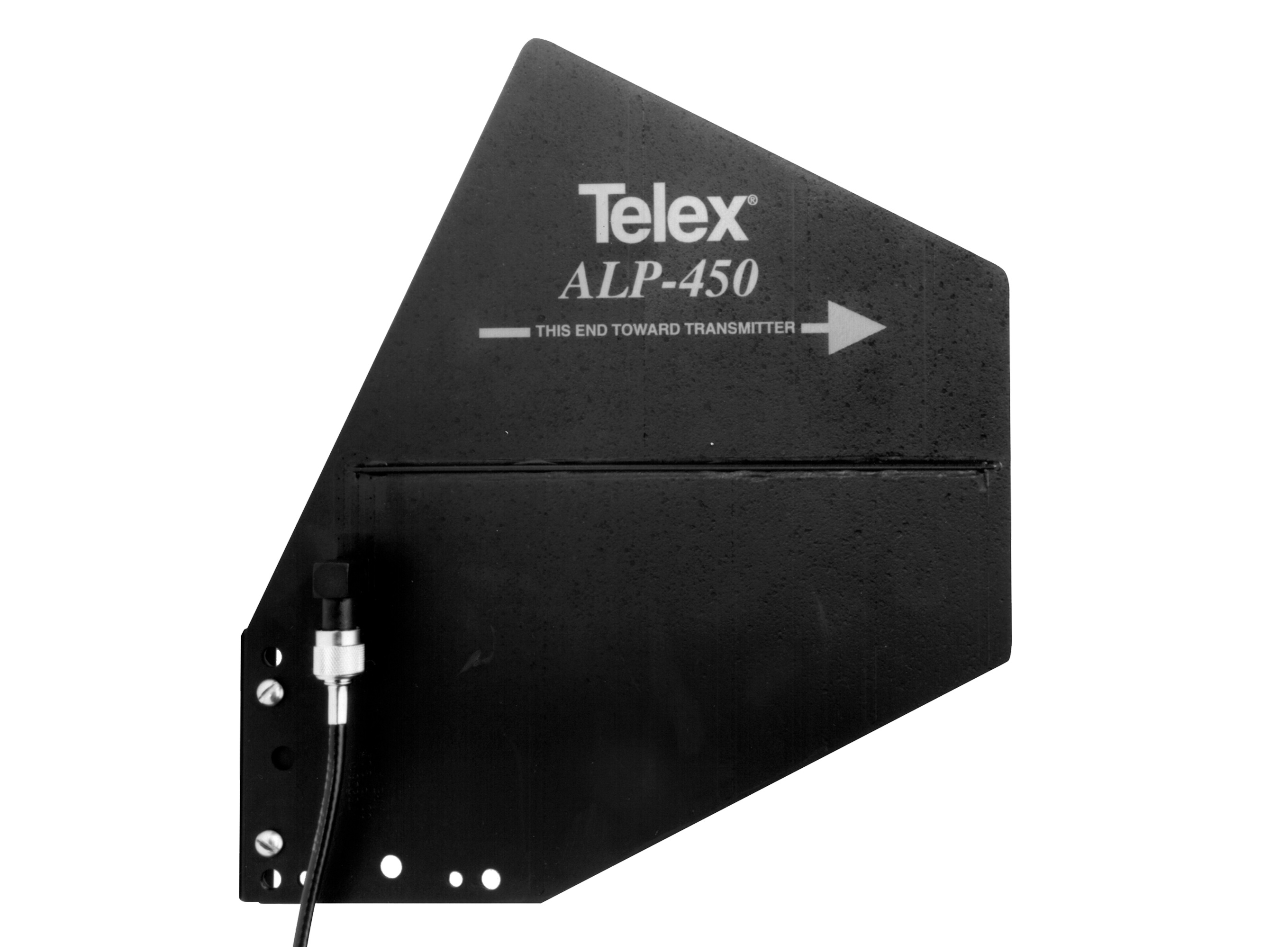 Electro-Voice ALP-450 Branded Directional Log Periodic Antenna Covers 450-900 MHz/Matte Black