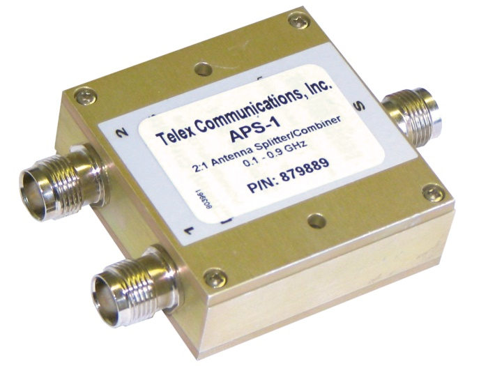 Electro-Voice APS1 COMB_SPLT Antenna Combiner/Splitter for 2-1 Input/Output