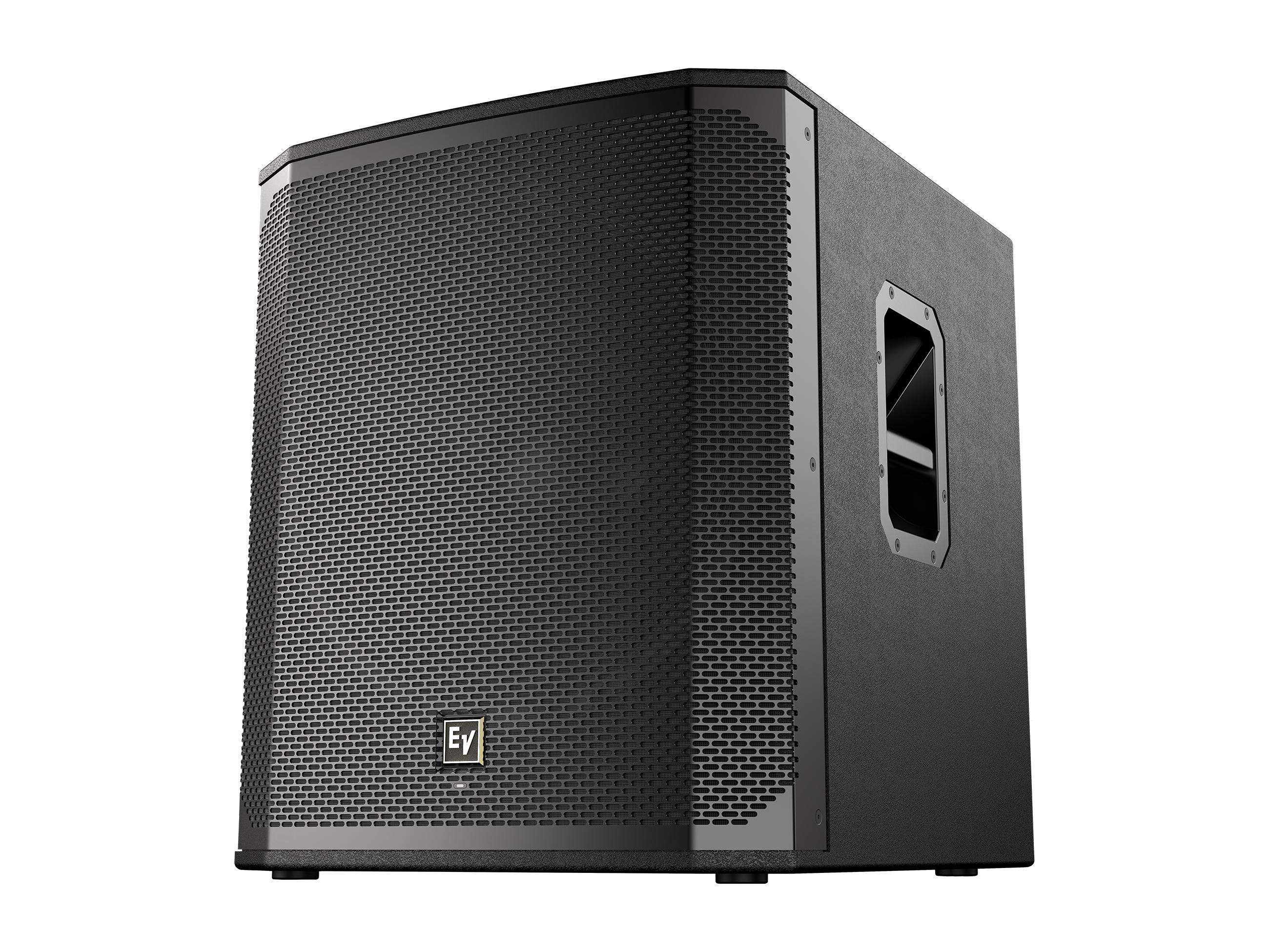 Electro-Voice ELX20018SPUS 18 inch powered subwoofer/40 Hz - 145 Hz/US cord