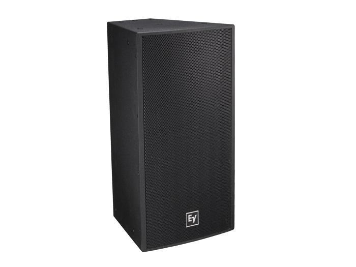 Electro-Voice EVF1121SFGB 12 inch 400W Front-Loaded Bass Element/Passive/Bi-Amp/Fiberglass/Black