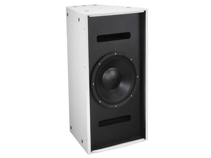 Electro-Voice EVF1121SPIW 12 inch 400W Front-Loaded Bass Element/Passive/Bi-Amp/Evcoat/Pi-Weatherized/White