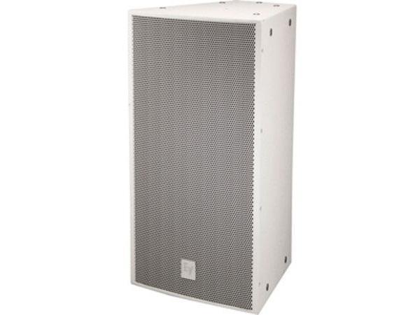 Electro-Voice EVF1122S/126FGW 12 inch 2-Way Full-Range Loudspeaker/SMX Woofer/ND2B Driver/120x60deg/Fiberglass/White