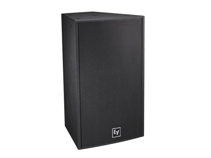 Electro-Voice EVF1151SBLK 15 inch 400W Front-Loaded Bass Element/Passive/Bi-Amp/Evcoat/Black