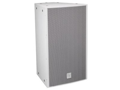 Electro-Voice EVF1152D/66FGW Single 15 inch 2-Way Full-Range Loudspeaker/60x60deg/Fiberglass/Weatherized/White