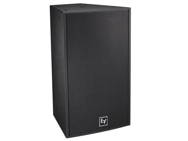 Electro-Voice EVF1152S/43FGB 15 inch 2-Way Full-Range Loudspeaker/SMX Woofer/ND2B Driver/45x30deg/Fiberglass/Black