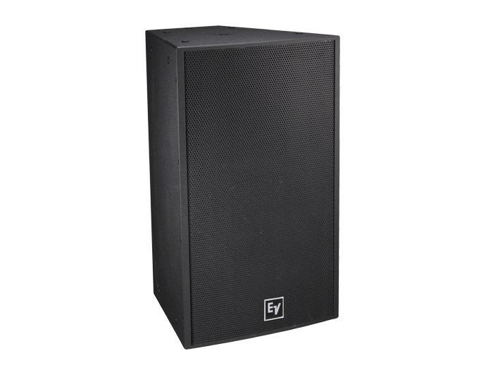 Electro-Voice EVF1152S/96FGB 15 inch 2-Way Full-Range Loudspeaker/SMX Woofer/ND2B Driver/90x60deg/Fiberglass/Black