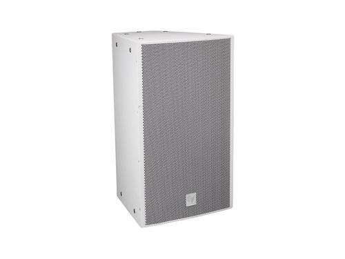 Electro-Voice EVF1152S/99FGW 15 inch 2-Way Full-Range Loudspeaker/SMX Woofer/ND2B Driver/90x90deg/Fiberglass/White