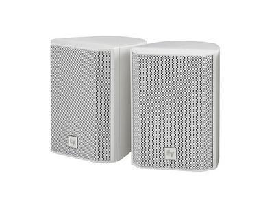 Electro-Voice EVID2.1W Surface-Mount Satellite Speakers (White)