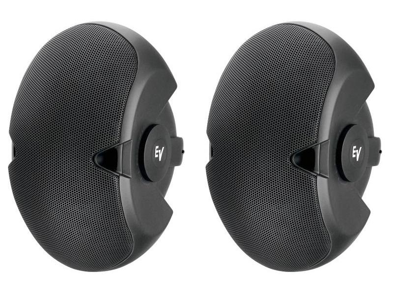Electro-Voice EVID4.2T EVID Series 70V 2-Way Speaker (Black/Pair)