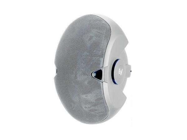 Electro-Voice EVID6.2TW EVID Series 70V 2-Way Speaker (White/Pair)