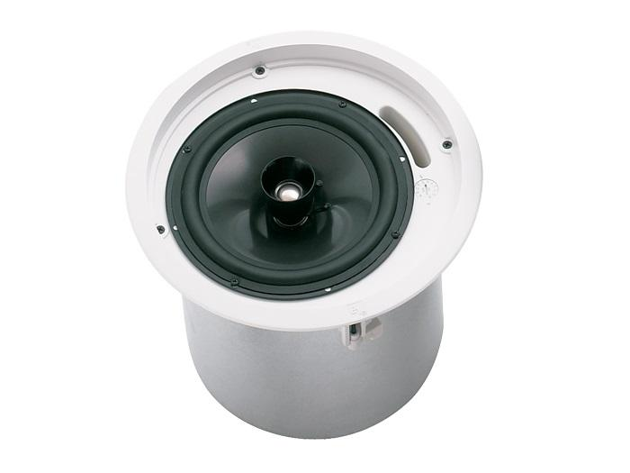 Electro-Voice EVIDC8.2 EVID Series 8 inch 2-Way 70V/100V/8 Ohm Ceiling Speaker (White/Pair)