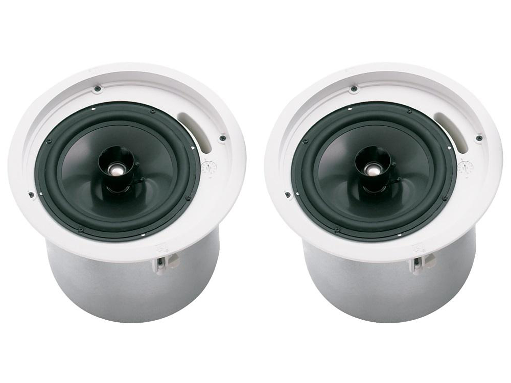 Electro-Voice EVIDC8.2LP 8 inch Coaxial Speaker with Horn Loaded Ti Coated/Pair