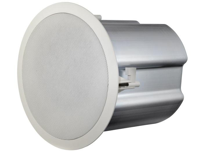 Electro-Voice EVIDPC6.2 EVID Series 6.5 inch 2-Way Ultra-High Performance Ceiling Speaker (White/Pair)