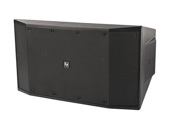 Electro-Voice EVIDS10.1DB 2x10 inch Subwoofer Cabinet (Black)