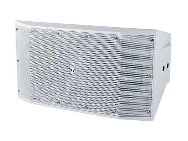 Electro-Voice EVIDS10.1DW 2x10 inch Subwoofer Cabinet (White)
