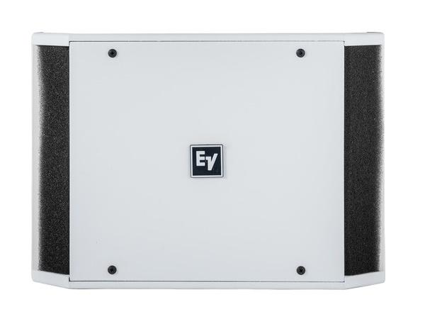 Electro-Voice EVIDS12.1W 12 inch Subwoofer Cabinet (White)