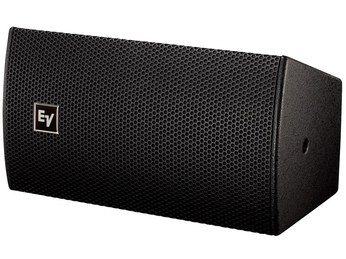 Electro-Voice EVU1062/95BLK Single 6.5 inch Two-Way 90x50deg Full-Range Loudspeaker System/Black