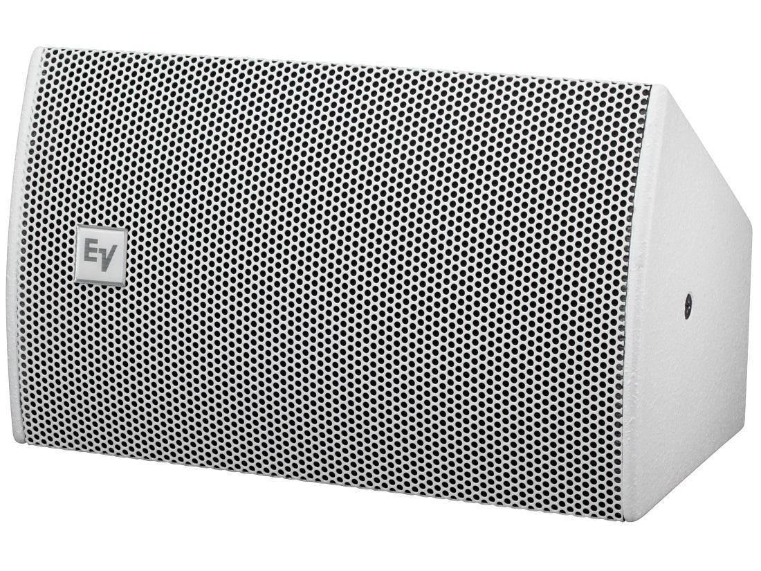 Electro-Voice EVU1082/95WHT Single 8 inch Two-Way 90x50deg Full-Range Loudspeaker System/White