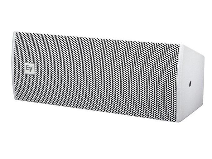 Electro-Voice EVU2062/95WHT Dual 6.5 inch Two-Way 90x50deg Full-Range Loudspeaker System/White