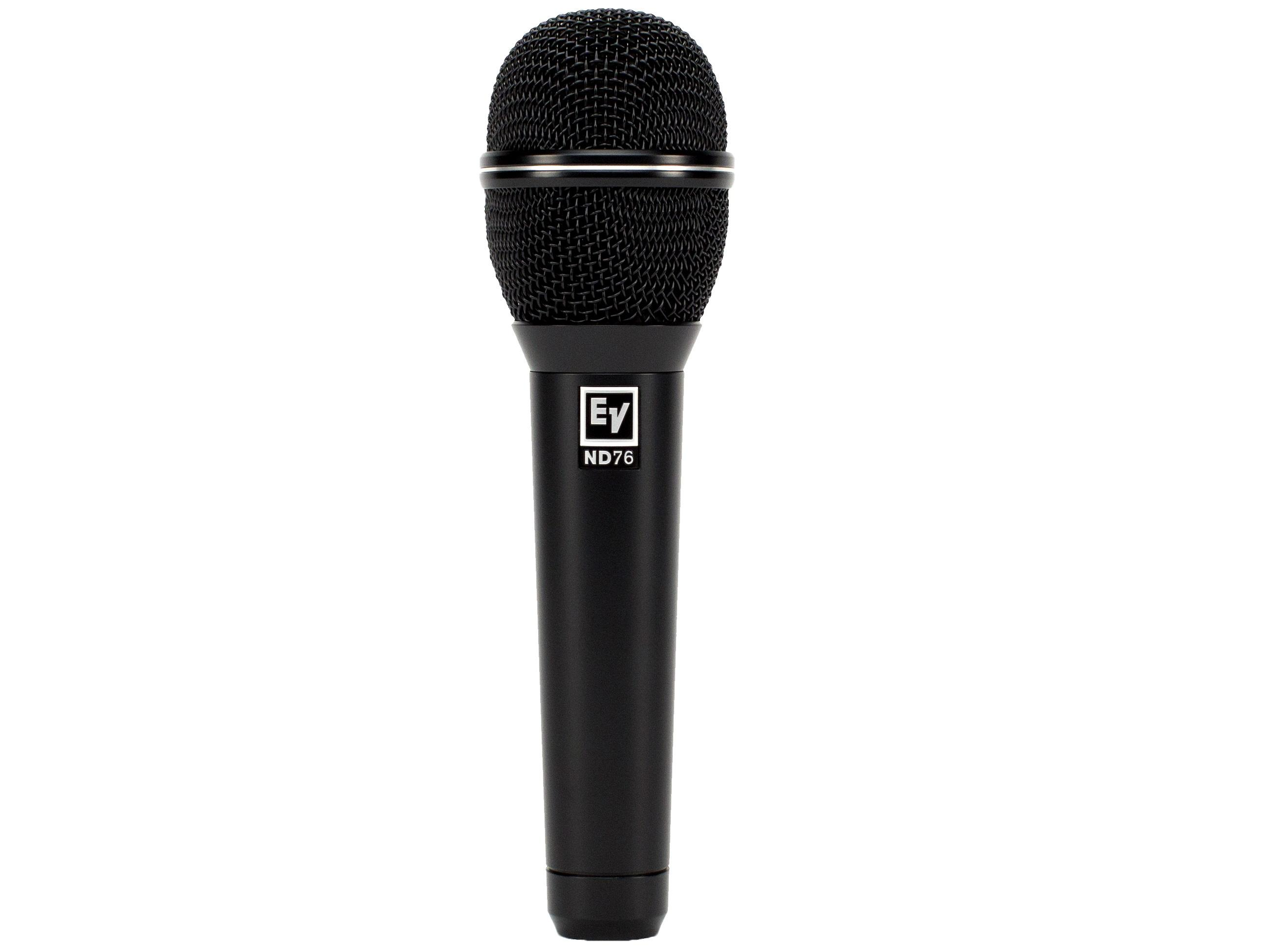 Electro-Voice ND76 Cardioid Dynamic Vocal Microphone