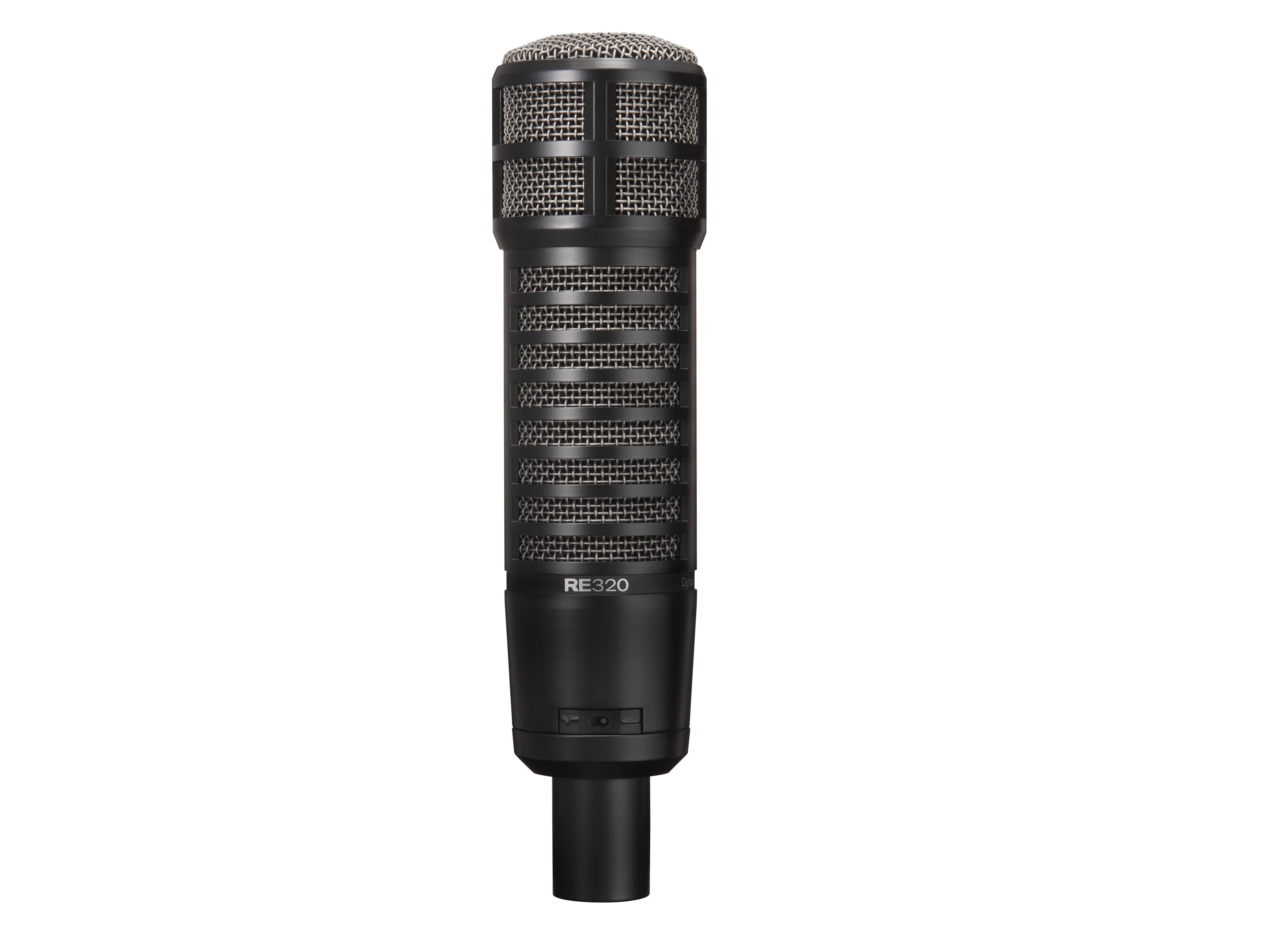 Electro-Voice RE320 Variable-D Dynamic Vocal and Instrument Microphone