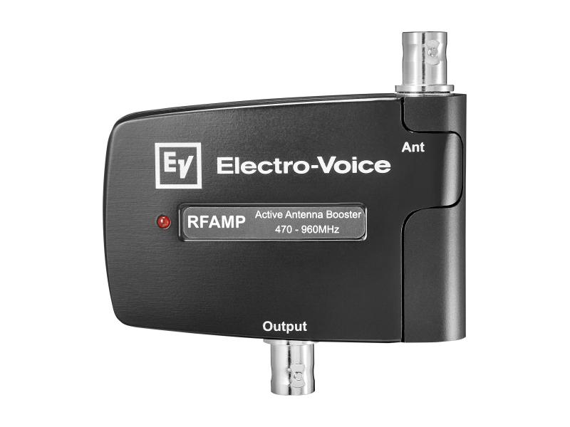 Electro-Voice RE3ACCRFAMP Active RF Antenna Booster/470-960MHz